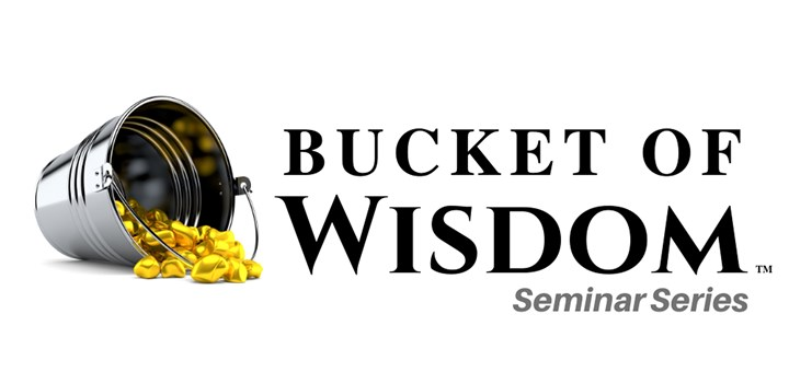 Bucket of Wisdom: Seminar Series